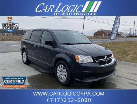 2013 Dodge Grand Caravan for sale at Car Logic in Wrightsville PA