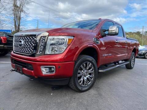2016 Nissan Titan XD for sale at iDeal Auto in Raleigh NC