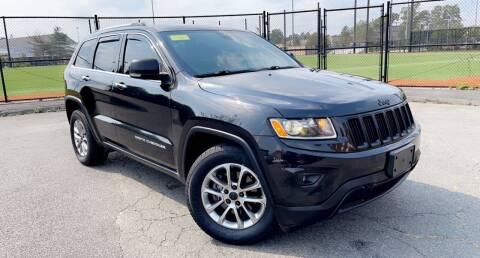 2015 Jeep Grand Cherokee for sale at Maxima Auto Sales in Malden MA