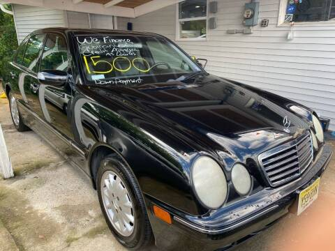 2001 Mercedes-Benz E-Class for sale at BUY RITE AUTO MALL LLC in Garfield NJ