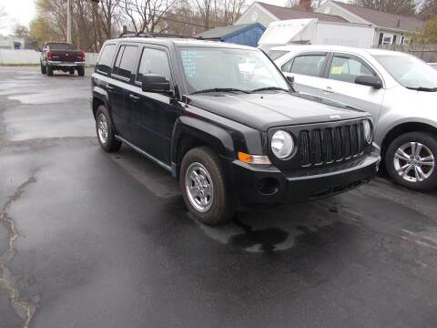 2010 Jeep Patriot for sale at MATTESON MOTORS in Raynham MA