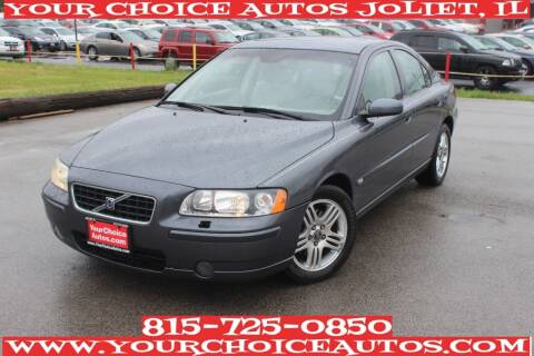 2006 Volvo S60 for sale at Your Choice Autos - Joliet in Joliet IL