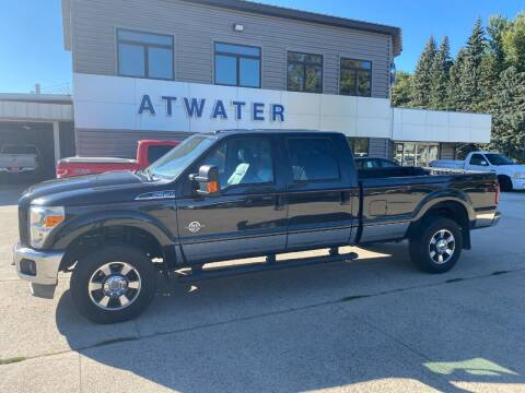 2011 Ford F-350 Super Duty for sale at Atwater Ford Inc in Atwater MN