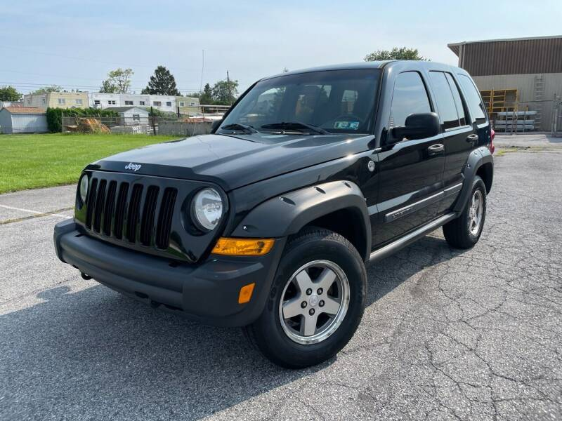 2005 Jeep Liberty for sale at Capri Auto Works in Allentown PA