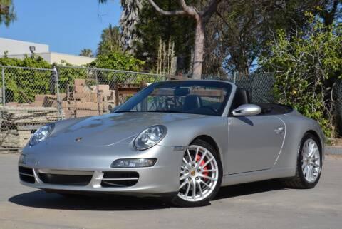 2005 Porsche 911 for sale at Milpas Motors in Santa Barbara CA