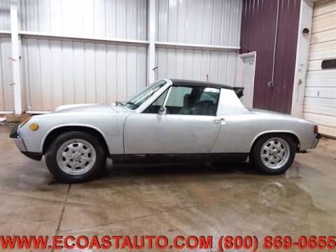 1972 Porsche 914 for sale at East Coast Auto Source Inc. in Bedford VA