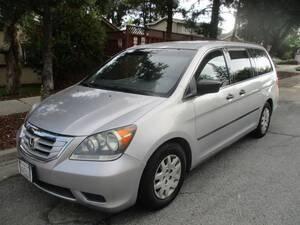 2010 Honda Odyssey for sale at Inspec Auto in San Jose CA