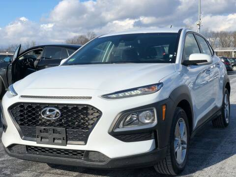 2019 Hyundai Kona for sale at SILVER ARROW AUTO SALES CORPORATION in Newark NJ