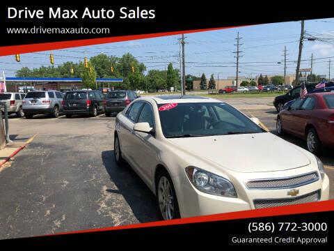 2011 Chevrolet Malibu for sale at Drive Max Auto Sales in Warren MI