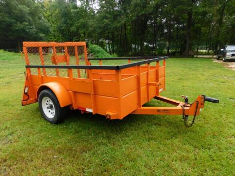 """2015 ANDERSON MANUFACTURING 71"""" X 95"""" for sale at Commercial Vehicle Sales in Ponchatoula LA"""