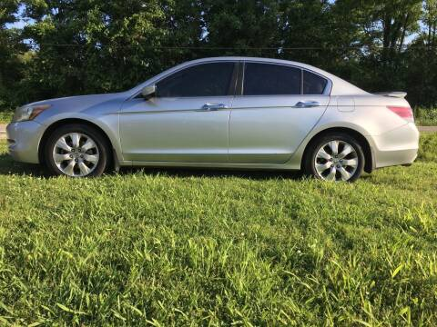 2008 Honda Accord for sale at Tennessee Valley Wholesale Autos LLC in Huntsville AL