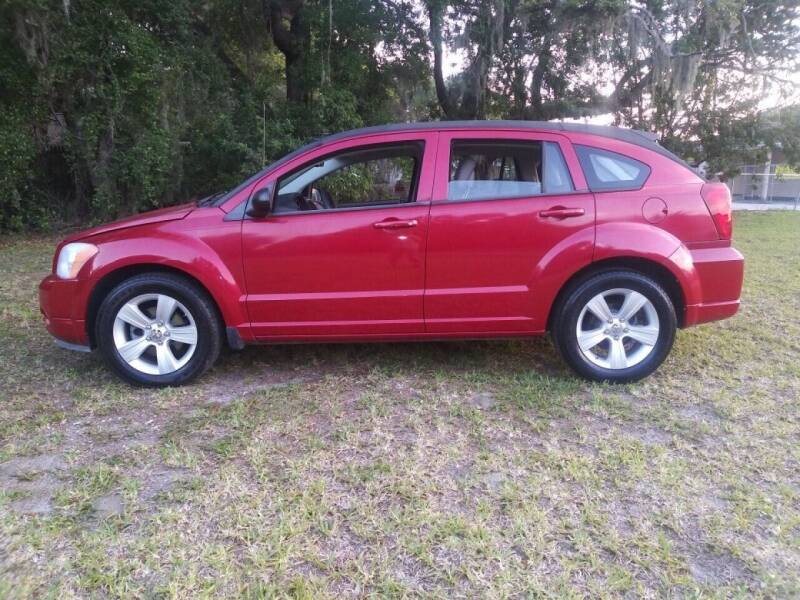 2012 Dodge Caliber for sale at Royal Auto Mart in Tampa FL