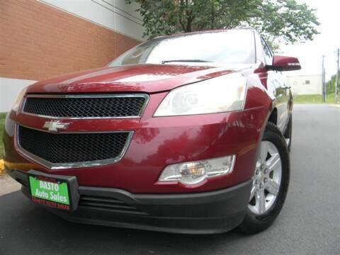 2009 Chevrolet Traverse for sale at Dasto Auto Sales in Manassas VA
