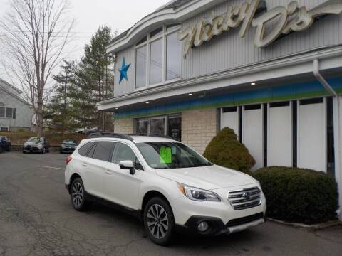 2015 Subaru Outback for sale at Nicky D's in Easthampton MA
