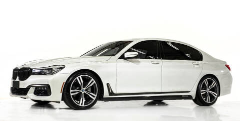 2019 BMW 7 Series for sale at Houston Auto Credit in Houston TX