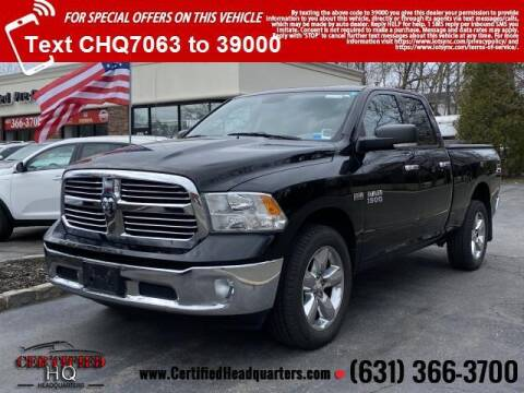 2013 RAM Ram Pickup 1500 for sale at CERTIFIED HEADQUARTERS in St James NY