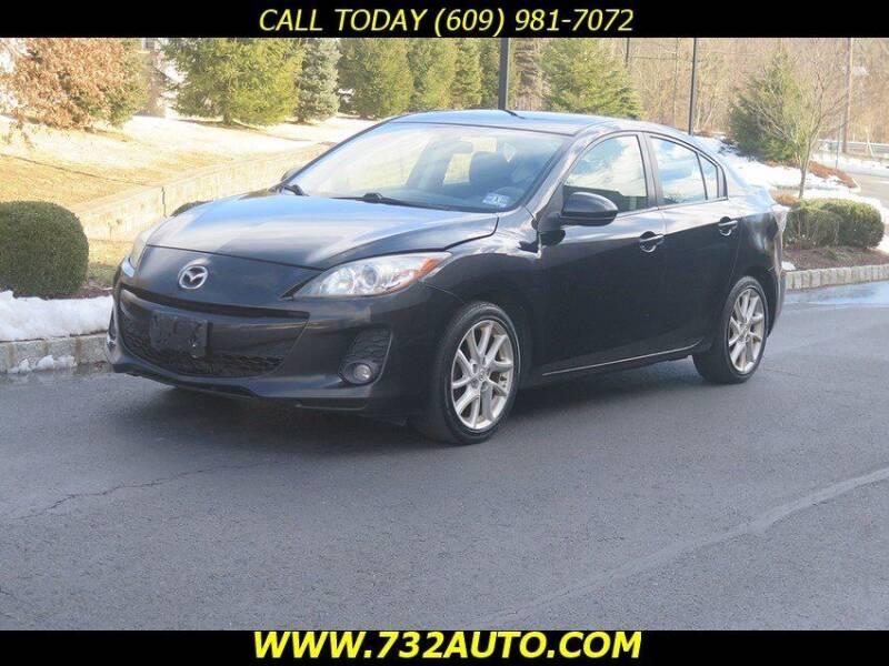 2012 Mazda MAZDA3 for sale at Absolute Auto Solutions in Hamilton NJ