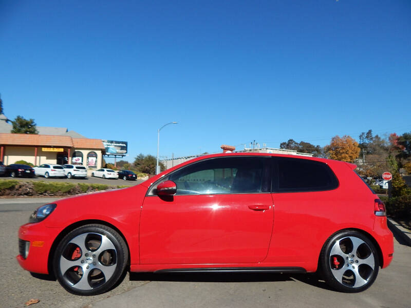 2011 Volkswagen GTI for sale at Direct Auto Outlet LLC in Fair Oaks CA