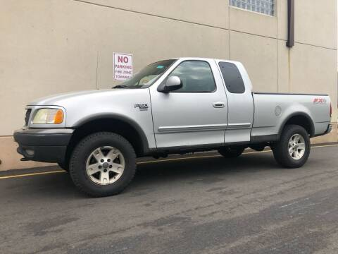 2002 Ford F-150 for sale at International Auto Sales in Hasbrouck Heights NJ