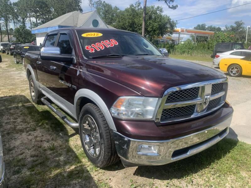 2012 RAM Ram Pickup 1500 for sale in Panama City Beach, FL