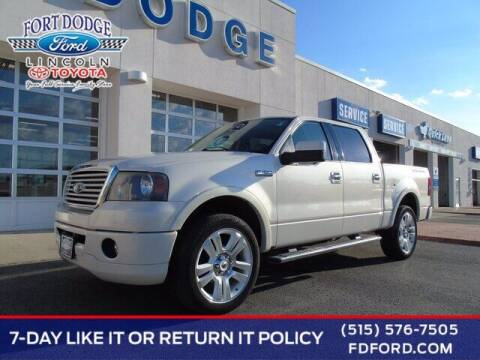2008 Ford F-150 for sale at Fort Dodge Ford Lincoln Toyota in Fort Dodge IA