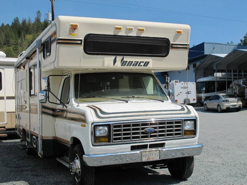 1984 Monaco 25 for sale at Oregon RV Outlet LLC - Class C Motorhomes in Grants Pass OR