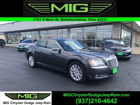 2013 Chrysler 300 for sale at MIG Chrysler Dodge Jeep Ram in Bellefontaine OH