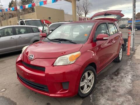 2008 Scion xD for sale at Capitol Hill Auto Sales LLC in Denver CO
