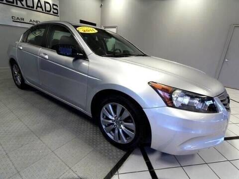 2011 Honda Accord for sale at Crossroads Car & Truck in Milford OH