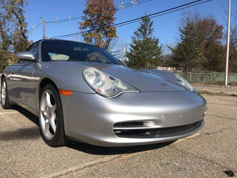 2002 Porsche 911 for sale at A & B Motors in Wayne NJ