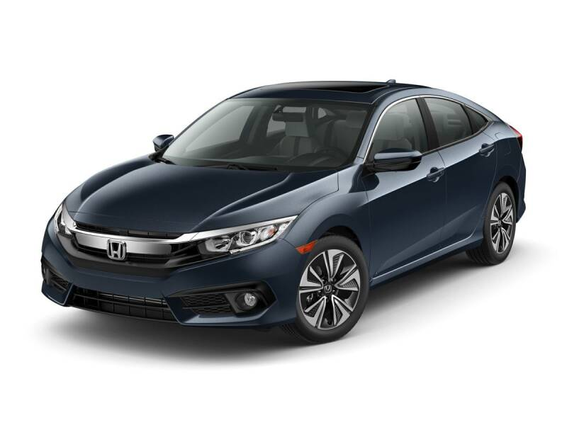 2017 Honda Civic for sale at TTC AUTO OUTLET/TIM'S TRUCK CAPITAL & AUTO SALES INC ANNEX in Epsom NH