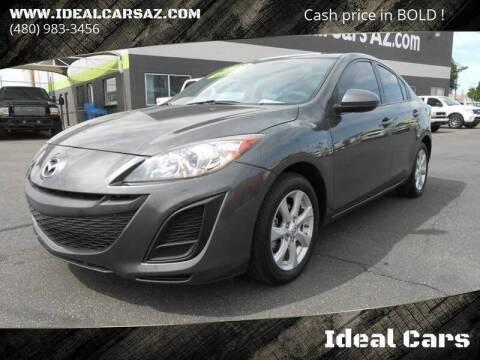 2011 Mazda MAZDA3 for sale at Ideal Cars East Mesa in Mesa AZ