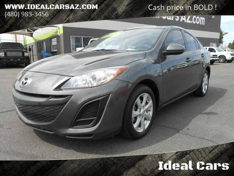 2011 Mazda MAZDA3 for sale at Ideal Cars East Mesa in Mesa AZ