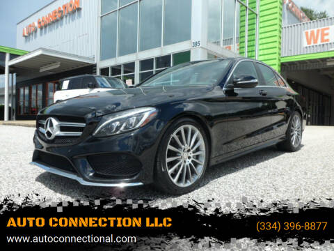 2015 Mercedes-Benz C-Class for sale at AUTO CONNECTION LLC in Montgomery AL