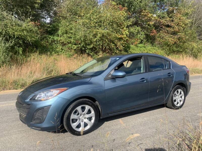 2011 Mazda MAZDA3 for sale at Drivers Choice Auto in New Salisbury IN