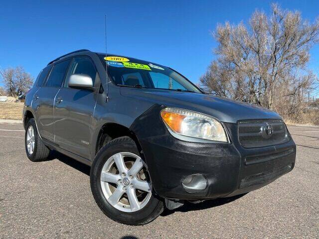 2007 Toyota RAV4 for sale at UNITED Automotive in Denver CO