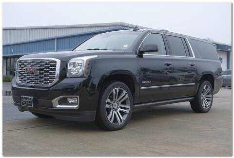 2018 GMC Yukon XL for sale at STRICKLAND AUTO GROUP INC in Ahoskie NC