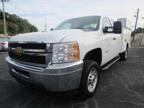 2013 Chevrolet Silverado 2500HD for sale at Lewis Page Auto Brokers in Gainesville GA