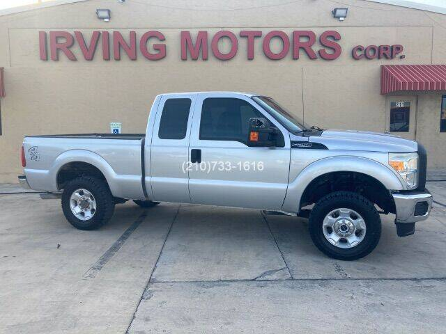 2015 Ford F-250 Super Duty for sale at Irving Motors Corp in San Antonio TX