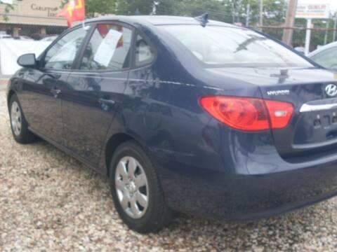 2010 Hyundai Elantra for sale at Flag Motors in Islip Terrace NY