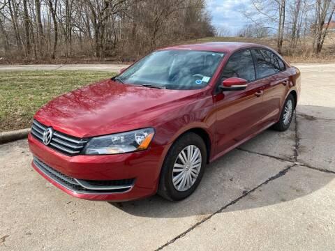 2015 Volkswagen Passat for sale at Sansone Cars in Lake Saint Louis MO