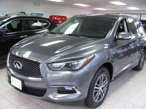 2017 Infiniti QX60 for sale at Kens Auto Sales in Holyoke MA