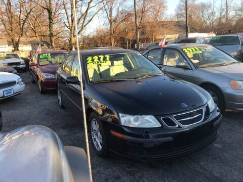 2007 Saab 9-3 for sale at Klein on Vine in Cincinnati OH