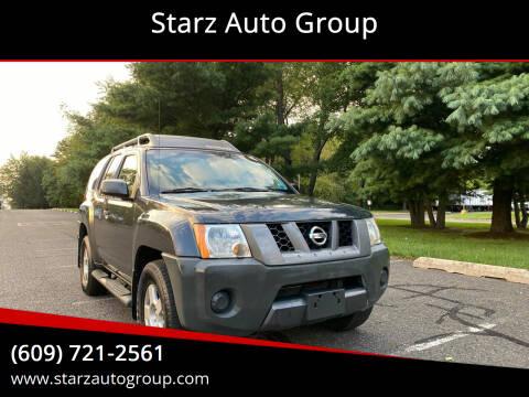 2008 Nissan Xterra for sale at Starz Auto Group in Delran NJ
