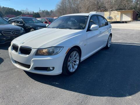 2011 BMW 3 Series for sale at Luxury Auto Innovations in Flowery Branch GA