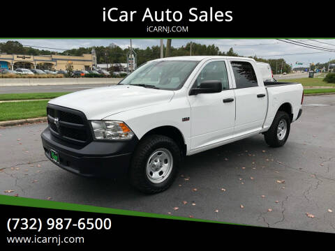 2019 RAM Ram Pickup 1500 Classic for sale at iCar Auto Sales in Howell NJ