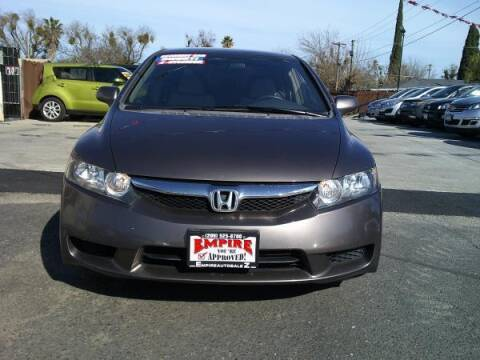2010 Honda Civic for sale at Empire Auto Sales in Modesto CA
