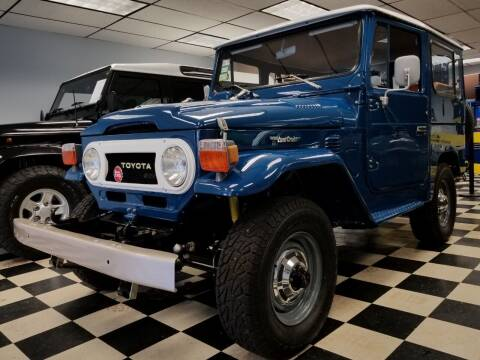 1977 Toyota Land Cruiser for sale at Rolfs Auto Sales in Summit NJ