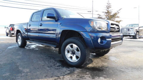 2005 Toyota Tacoma for sale at Action Automotive Service LLC in Hudson NY
