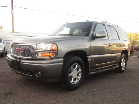 2005 GMC Yukon for sale at More Info Skyline Auto Sales in Phoenix AZ